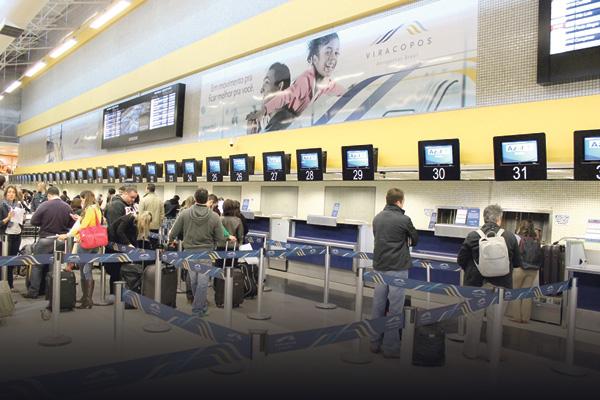 Tempo de espera em filas da aduana e da imigração, até infraestrutura, como limpeza e conforto do terminal de passageiros são destaques