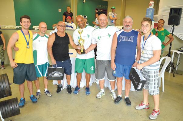 Com a soma dos pontos das disputas individuais, o IC ficou com o título de campeão por equipes seguido da Academia Oasis