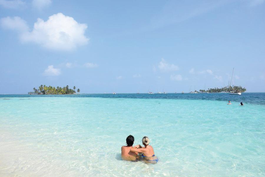 Aruba conquista os visitantes com um clima perfeito, praias serenas, atividades empolgantes no mar e uma excelente vida noturna Foto: divulgação