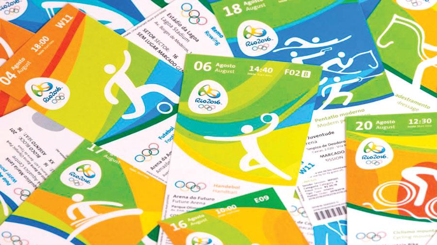 Os ingressos mais procurados são para competições de natação 83a4187d06be4
