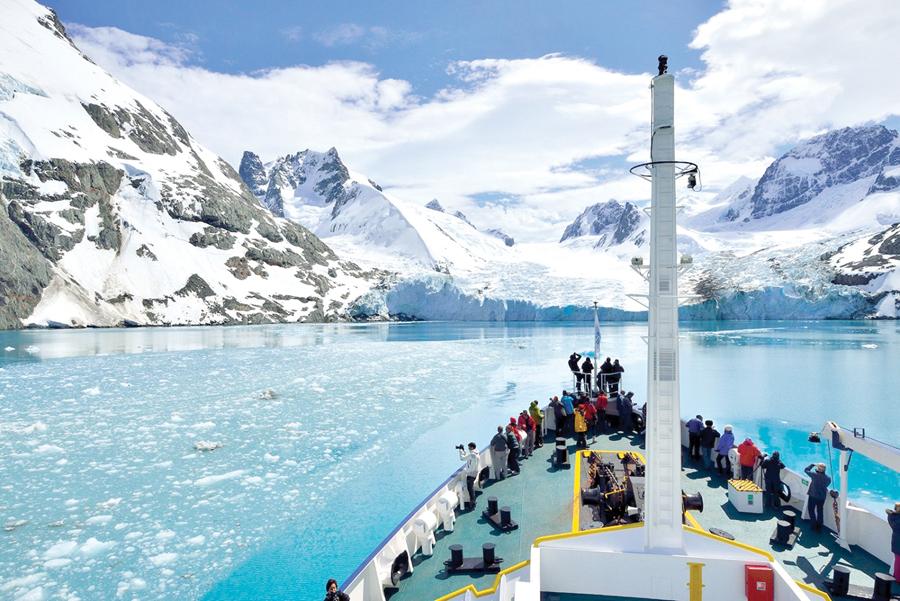 28 - Antártida