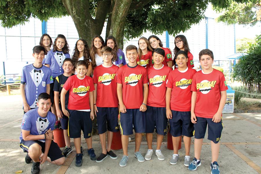 11 - 3194 - Equipes Bazinga e Shazam apresentarão trabalhos sobre economia de água no Torneio de Robótica da FLL