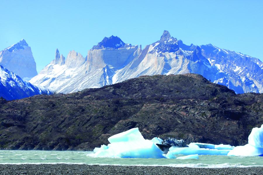 20 - Navegação no Parque Torres del Paine