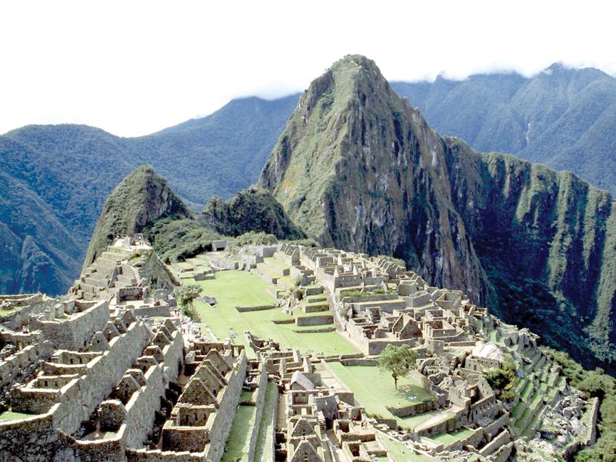 20 - Machu Picchu