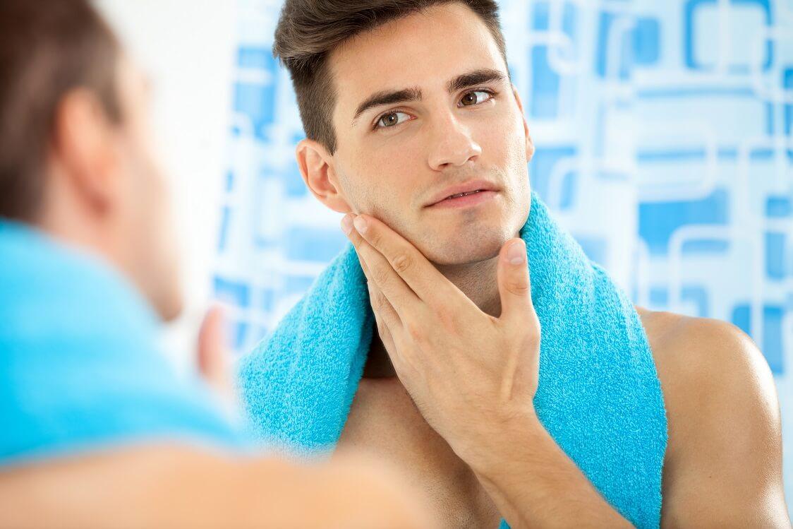 Cuidado masculino barba