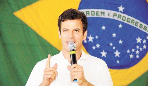 Rogério Nogueira, parlamentar é reeleito para o 5º mandato consecutivo