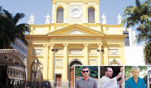Atirador mata 5 pessoas na Catedral Metropolitana de Campinas