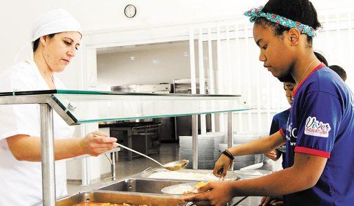 Indaiatuba é a melhor da RMC na alimentação escolar