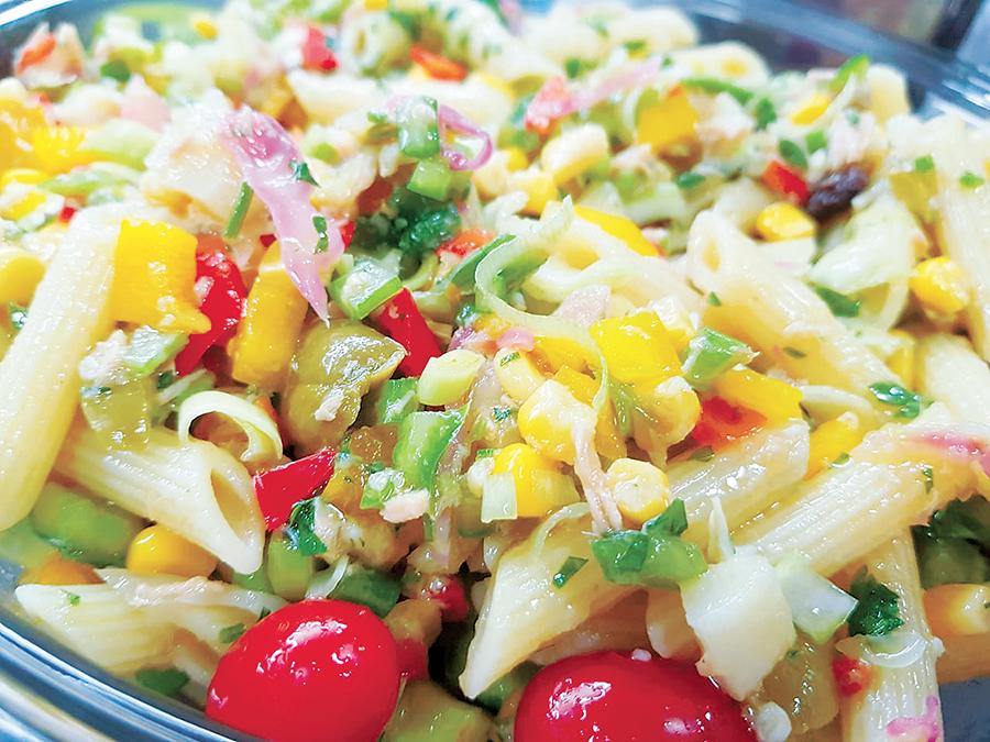 21 - Salada de penne