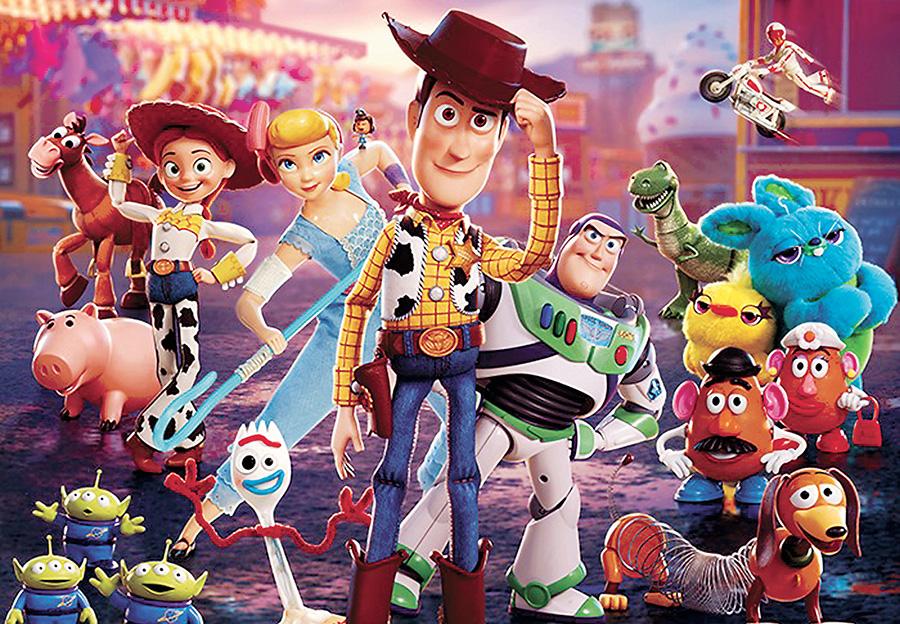 01 - TOPO - Toy Story 4