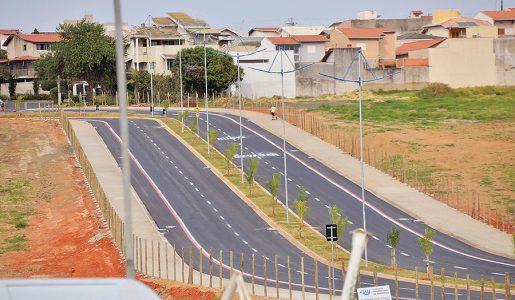 Avenidas de interligação de bairros ficam prontas