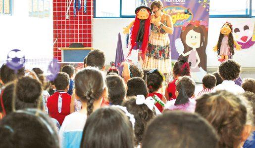 Indaiatuba recebe 2ª temporada do Projeto da Nutriplus nos Ensino Municipal