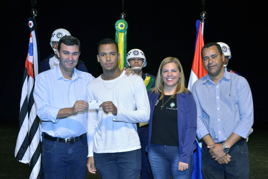Juramento à Bandeira - Eliandro Figueira RIC-PMI