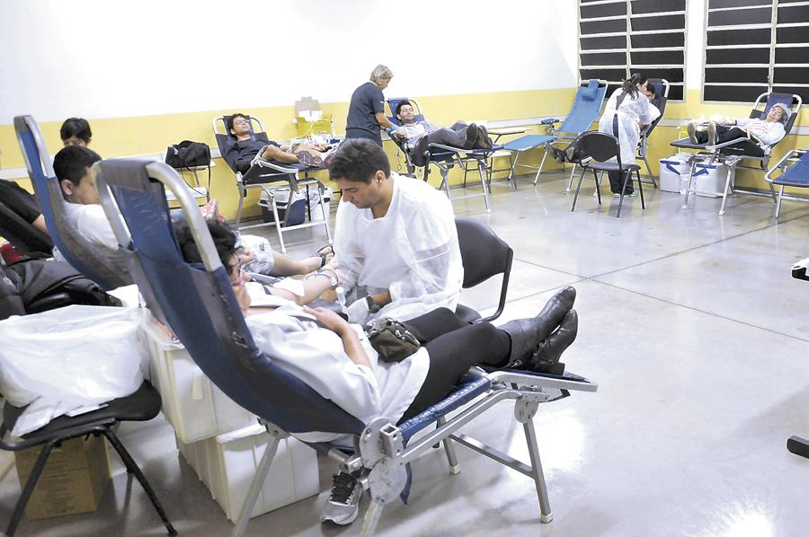 06 - Doação de Sangue