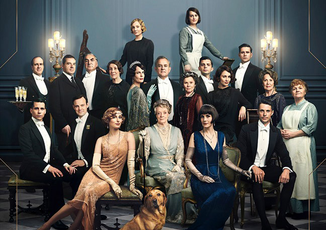 Topázio Cinemas exibe Downton Abbey O Filme na Sessão Cult