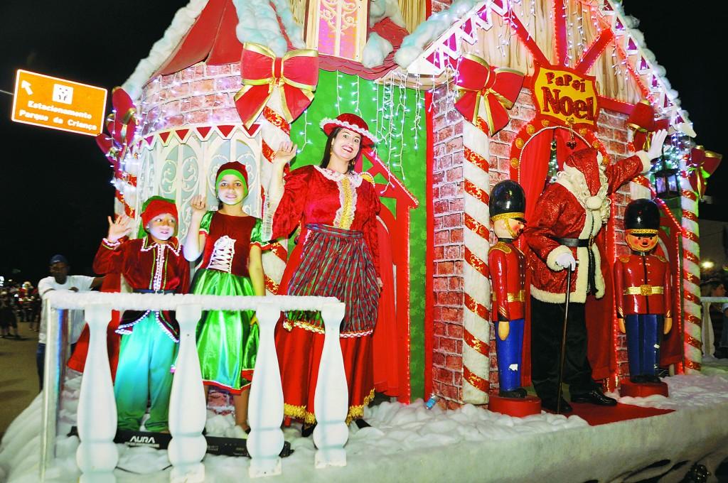 10 - Parada de Natal