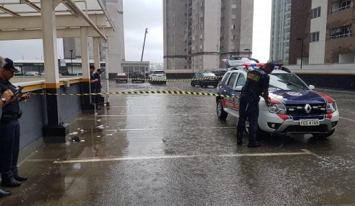 Guarda Civil prende suspeito de participação em tentativa de roubo a empresário