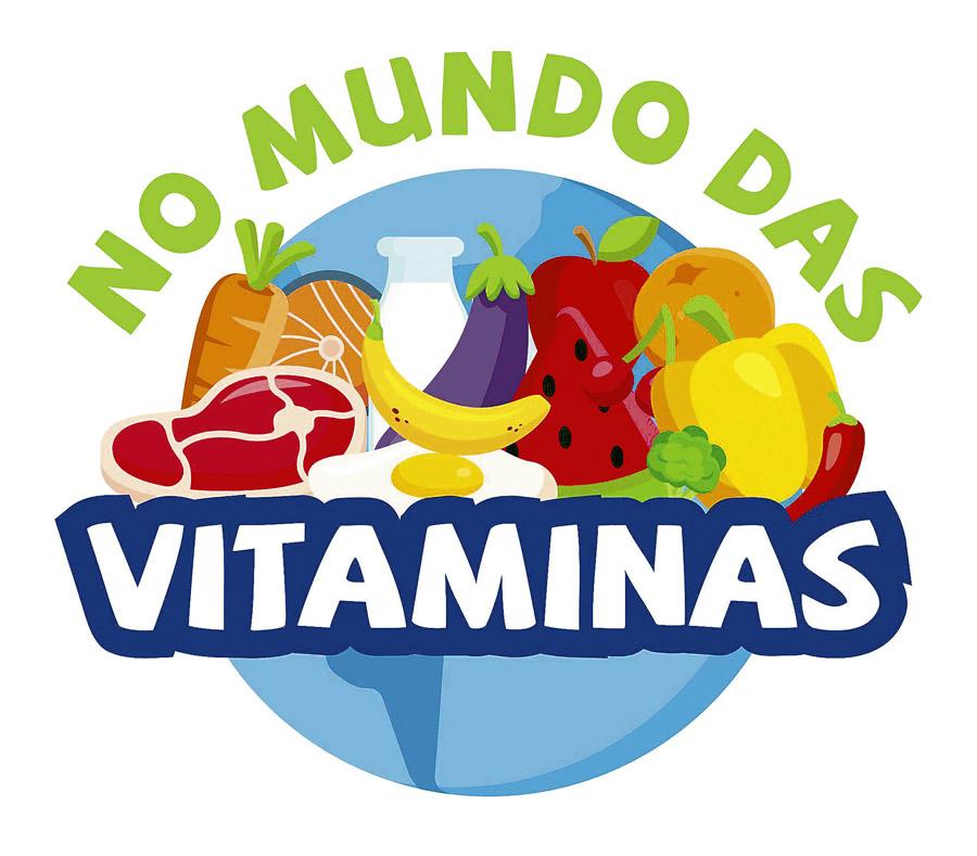 09 - No Mundo das Vitaminas
