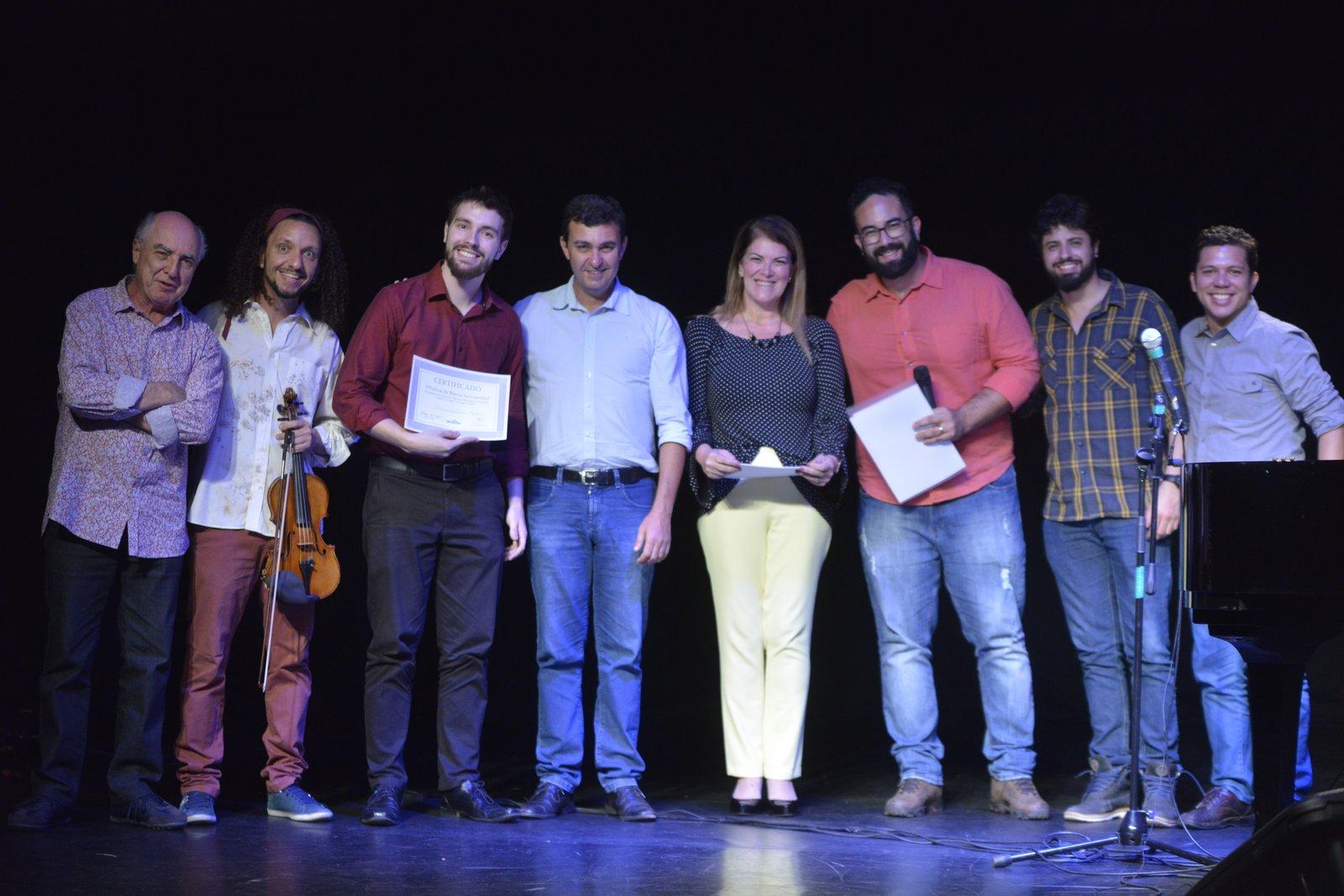 1¦ Festival Instrumental (Eliandro Figueira)