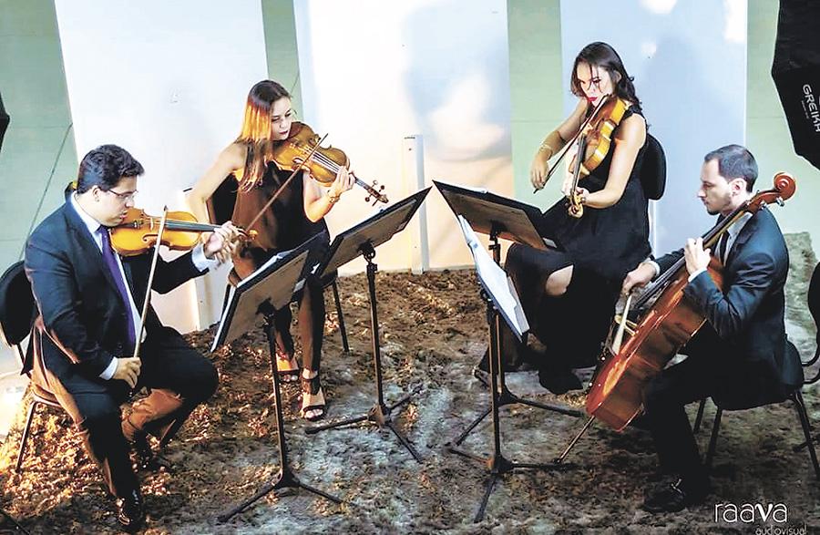 10 - Quarteto OSI - FOTOS Divulgação