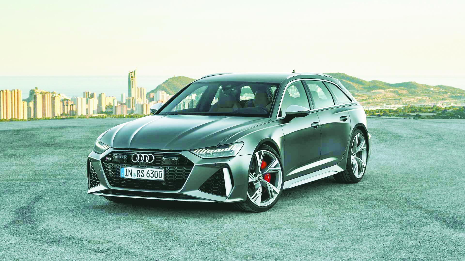 18 - Audi RS6 Avant
