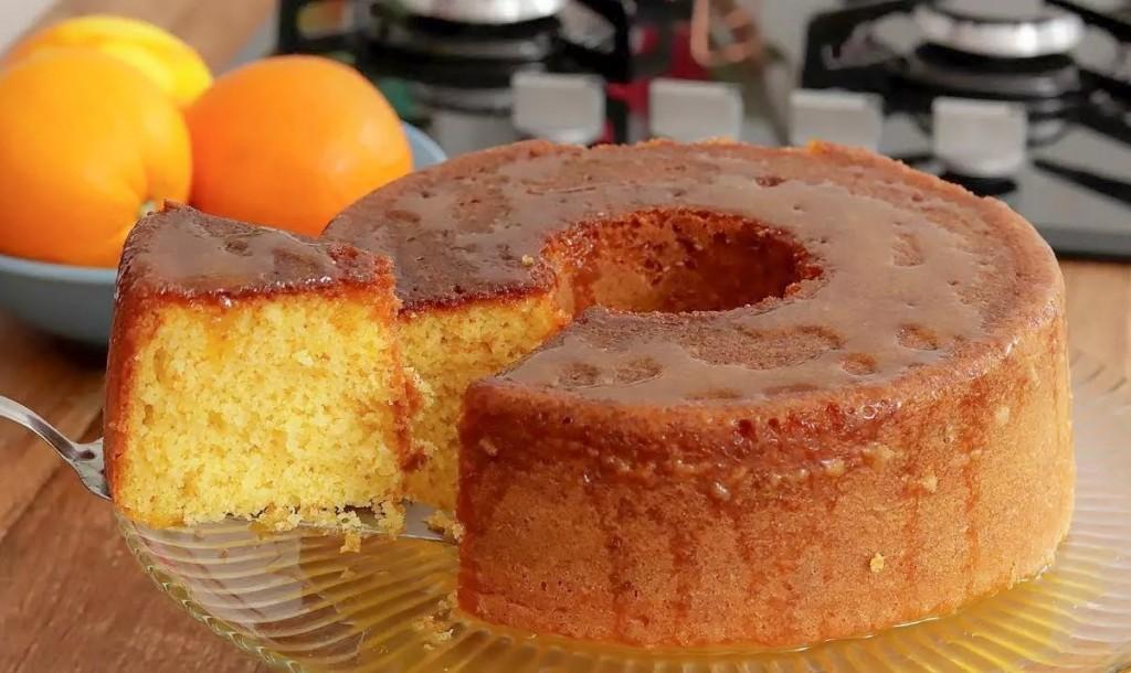 14 - bolo de laranja