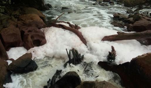Represa do Mirim vazia, de onde está vindo nossa água?